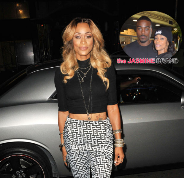 (INTERVIEW) Tami Roman Talks Dating A Younger Man: I'm at a point now where I have to expose that part of myself. (Part 1)
