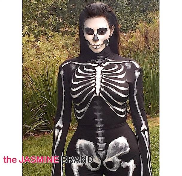 Celebrity Halloween Costumes: Beyonce, Blue Ivy, Kim Kardashian, North West, Amber Rose & Blac Chyna