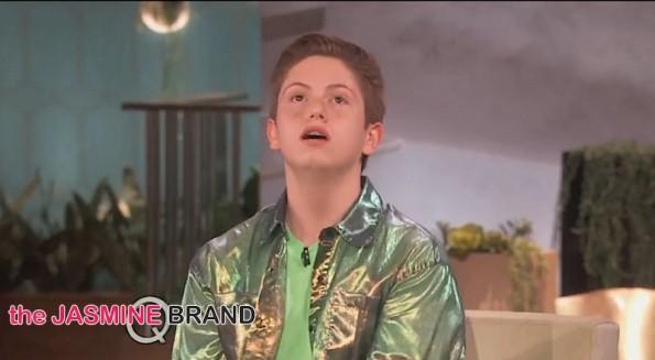 i-Viral Sensation Brendan Jordan Visits Queen Latifah Show