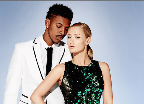 [Photos] Iggy Azalea & Boyfriend Nick Young, New Faces of Forever 21