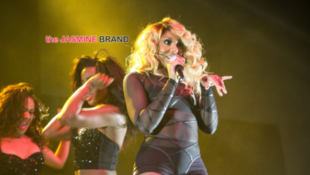 [Photos] Tamar Braxton, Tank, Lil Mo, Diggy Simmons Invade DC's 'For Sisters Only'