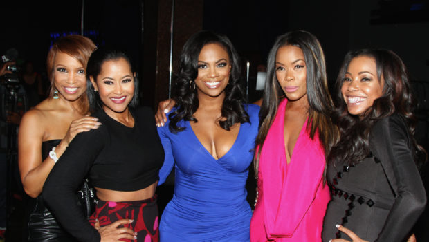 Hollywood Divas Premiere Party: Elise Neal, Lisa Wu, Countess Vaughn, Golden Brooks, Paula Jai Parker & More Attend