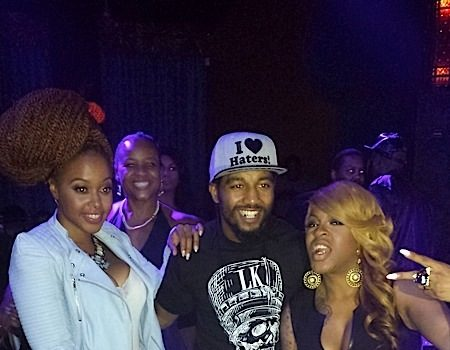 Lil Mo Throws Listening Party: Chrisette Michele, Chante Moore, Michel'le Attend