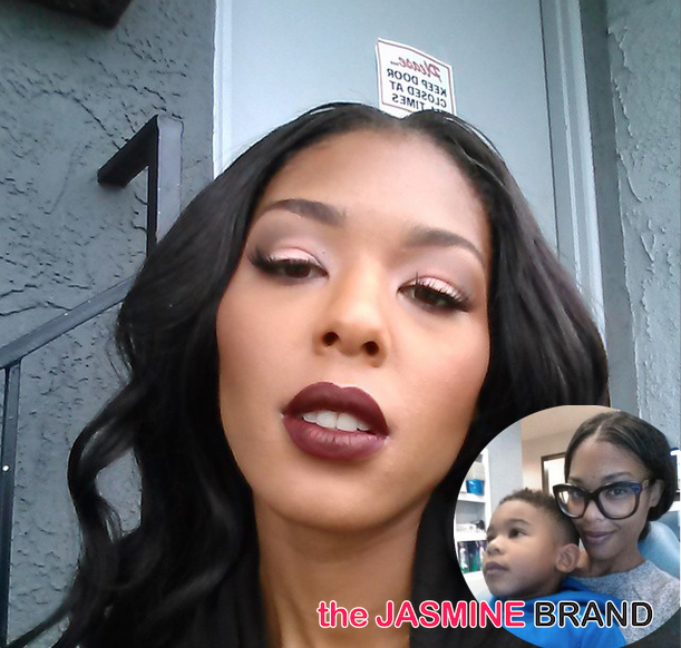Love Hip Hop Hollywood's Moniece Slaughter Vents About Losing Custody of Son: I was homeless!