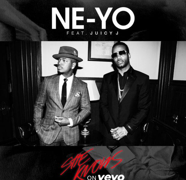 [New Video] NE-YO 'She Knows' feat. Juicy J