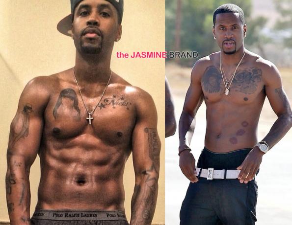 nicki minaj and boyfriend safaree split-tattoo covered-the jasmine brand
