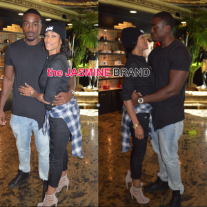 reality star Tami Roman-Spotted with new boyfriend reggie-the jasmine brand