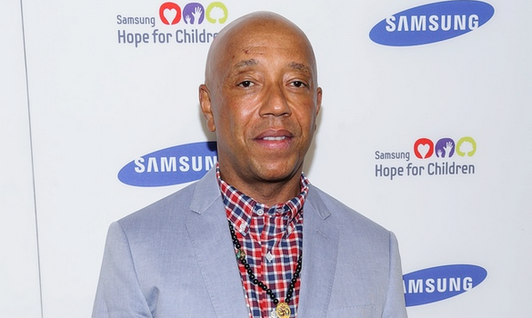 (EXCLUSIVE) Russell Simmons Reaches Settlement in Battle Accusing Him of Stealing Artwork