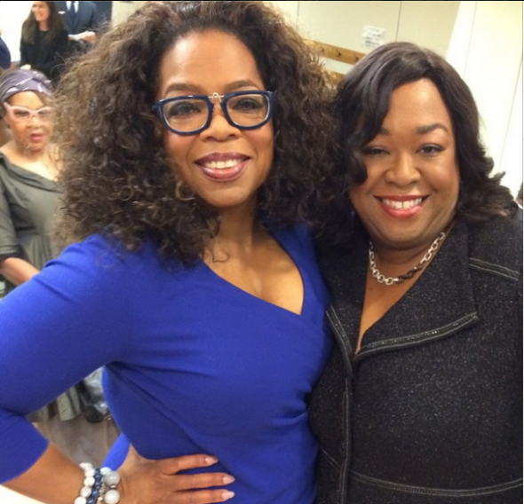 Shonda Rhimes to Appear On 'Super Soul Sunday', 'Oprah's Master Class' to Feature Patti LaBelle + Network Snags New Series 'Belief'