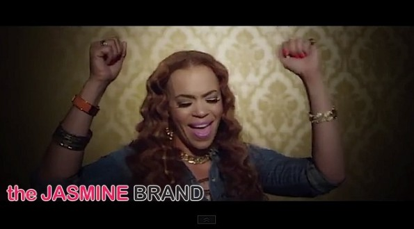 singer Faith Evans-Good Time Video-the jasmine brand