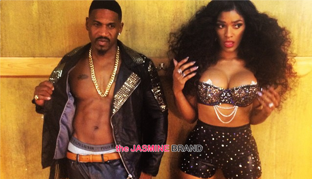 Ovary Hustlin': Love & Hip Hop Atlanta's Stevie J Confirms Joseline Hernandez Pregnant