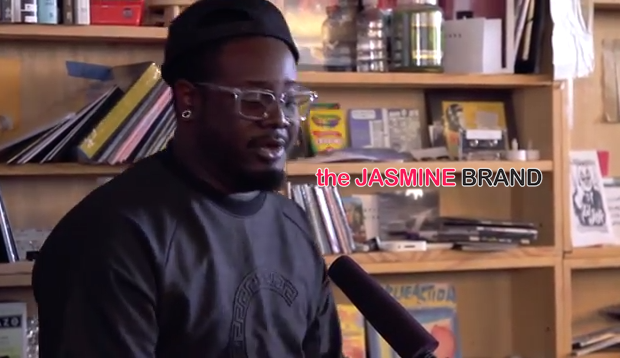 T-Pain Showcases Vocals, Performs Without Auto Tune LIVE [WATCH]
