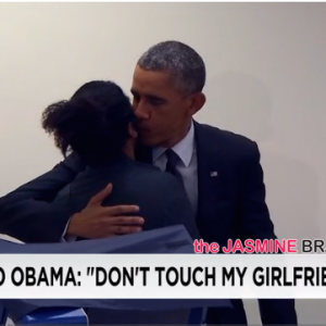 voter Man Tells President Obama- Dont touch my girlfriend-the jasmine brand-the jasmine brand