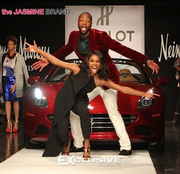Dwyane Wade Hosts 'A Night On the RunWade' + Gabrielle Union, Christopher Bosh, Pat Riley, Shannon Brown Attend [Photos]