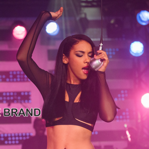 Aaliyah The Princess of R and B-Lifetime-the jasmine brand