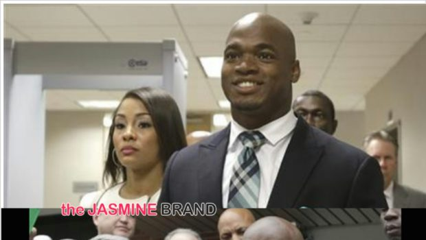 NFL'er Adrian Peterson Avoids Jail Time