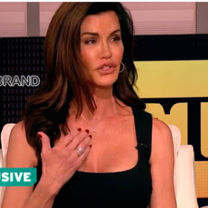 Americas Next Top Model Judge-Janice Dickenson-Claims Bill Cosby Raped Her-the jasmine brand