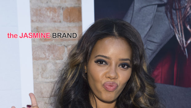 "Spotted. Stalked. Scene. Angela Simmons Attends Norwegian Clothing ""One Piece"" Opening [Photos]"