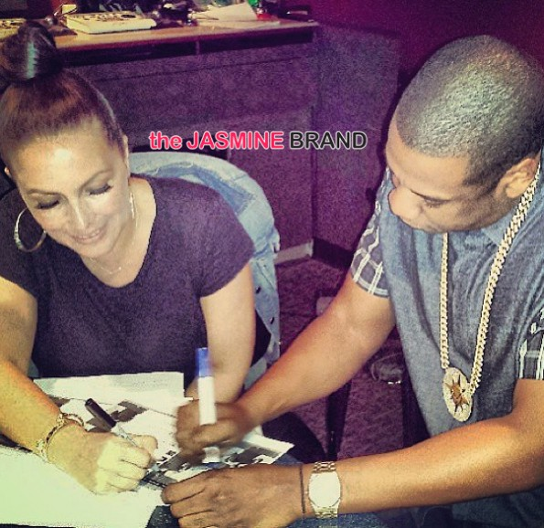 Angie, Jay Z