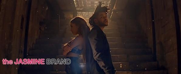 Ariana Grande, The Weeknd-Love Me Harder Video-the jasmine brand
