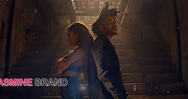 Ariana Grande, The Weeknd 'Love Me Harder' [VIDEO]