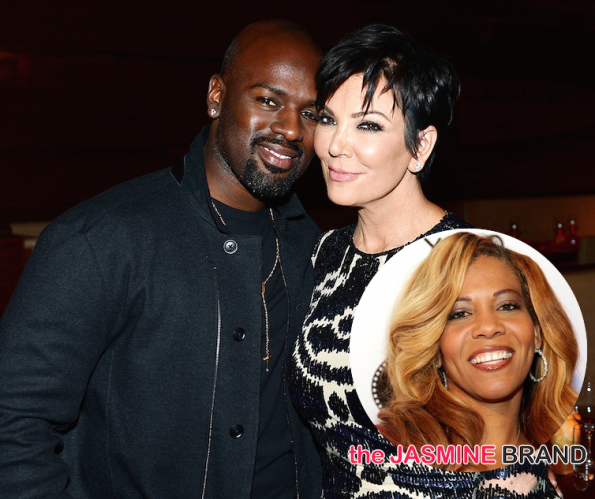 Atlanta Exes Sheree Buchanan-Use to Date Corey Gamble-Kris Jenner Boyfriend-the jasmine brand