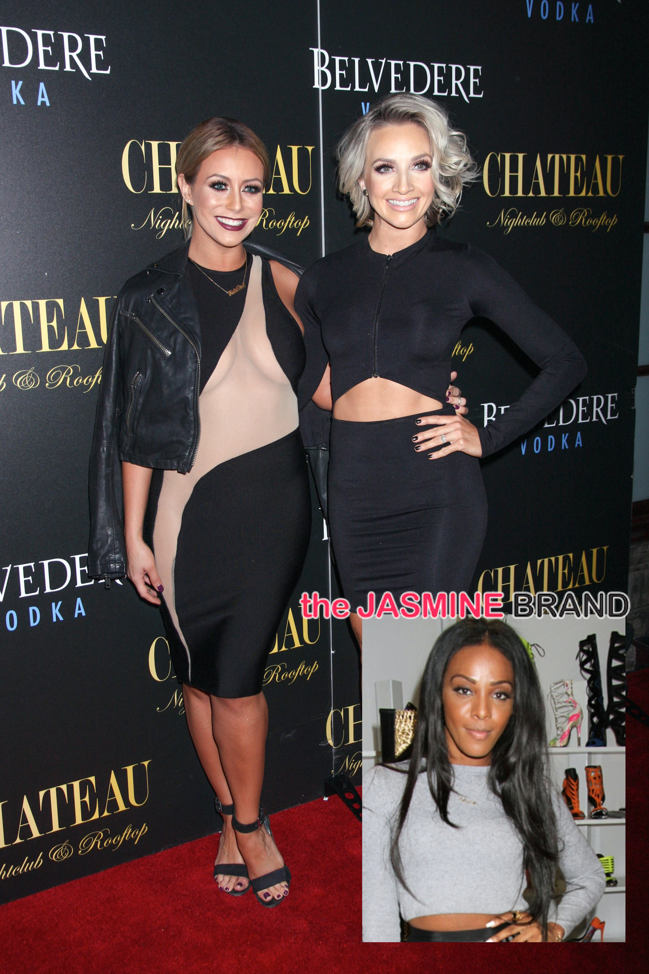 "Danity Kane's ""Dk3"" Album Release Party at Chateau Nightclub in Las Vegas on November 8, 2014"