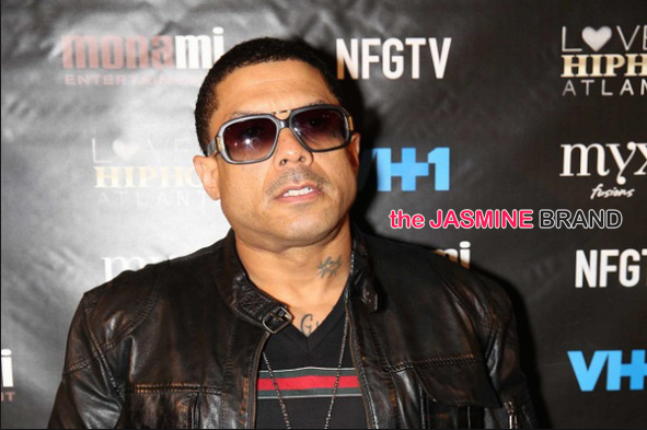 (EXCLUSIVE) Love & Hip Hop Atlanta's Benzino Hit With $5 Million Dollar Tax Lien