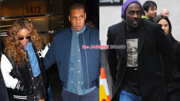 Celebrity Stalking: Idris Elba, Beyonce, Jay Z, Toni Braxton, Chante Moore & Antonique Smith