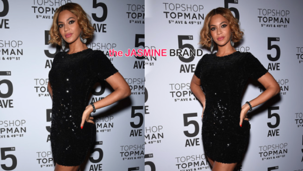 Beyonce, Ciara, Jessie J Attend TopShop Party [Photos]