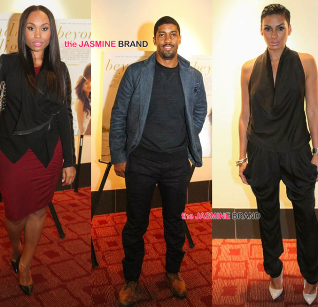 Laura Govan, Fonzworth Bentley, Angell Conwell Attend Beyond the Lights Screening [Photos]