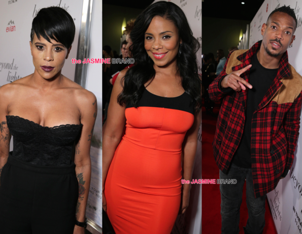 Beyond The Lights Premiere-Laurieann gibson-Sanaa Lathan-Marlon Wayans-the jasmine brand