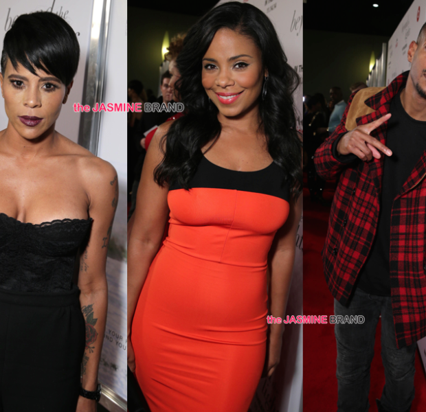 'Beyond the Lights Premiere': Sanaa Lathan, Indie Arie, Teyana Taylor, Skylar Diggins Attend