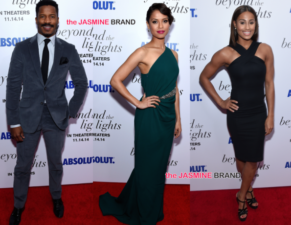 Beyond The Lights Premiere-Nate Parker-Skylar Diggins-the jasmine brand