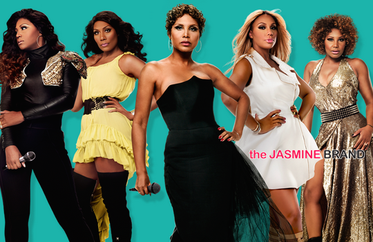 "Despite Braxton Sisters Quitting ""Braxton Family Values"" Last Season, All 5 Return For New Season [VIDEO]"