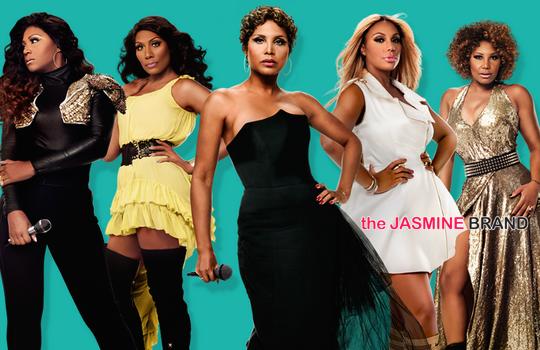Braxton Sisters Ignore 'Braxton Family Values' Premiere