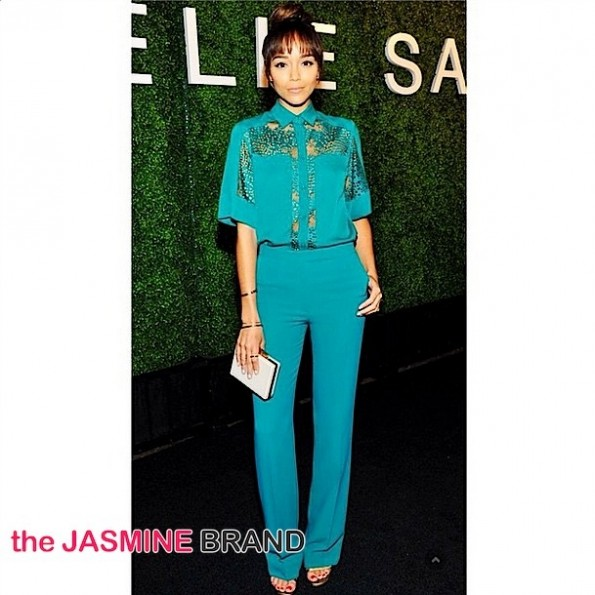 Celebrity Fashion-Ashley Bell-the jasmine brand