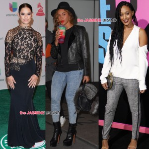 Celebrity Spottings-Rocsi Diaz-Beyonce-Tia Mowry-the jasmine brand
