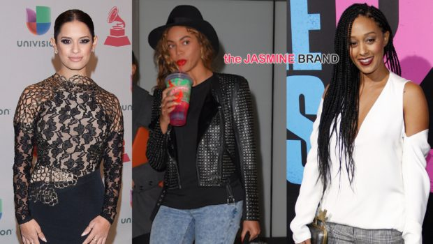 Rocsi Diaz Attends Latin Grammys, Jamie Foxx & Tia Mowry Hit 'Horrible Bosses 2' Premiere + Beyonce Spotted in NYC