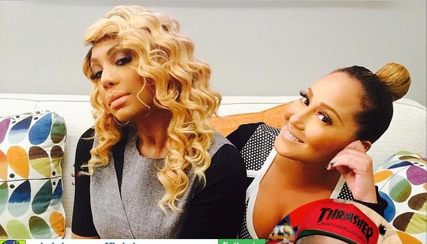 Chris Brown Posts Profanity Filled Tirade Against Tamar Braxton & Adrienne Bailon + Read Tamar & Karrueche's Responses! [VIDEO]