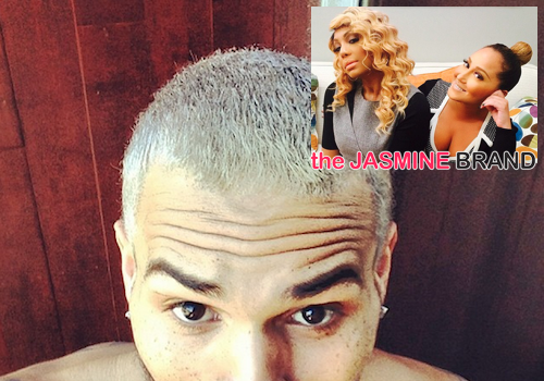 Chris Brown Won't Apologize For Roasting Tamar Braxton & Adrienne Bailon: I'm Not Fake