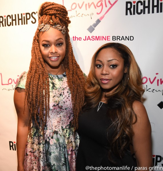 Chrisette Michele-Peach Party Atlanta-LaTavia Roberson-the jasmine brand