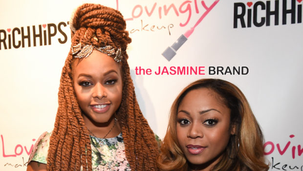 Chrisette Michele Hosts Imported Peach Party [Photos]