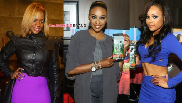 Cynthia Bailey, Claudia Jordan, Demetria McKinney Attend Peter Thomas' Coffee Launch [Photos]