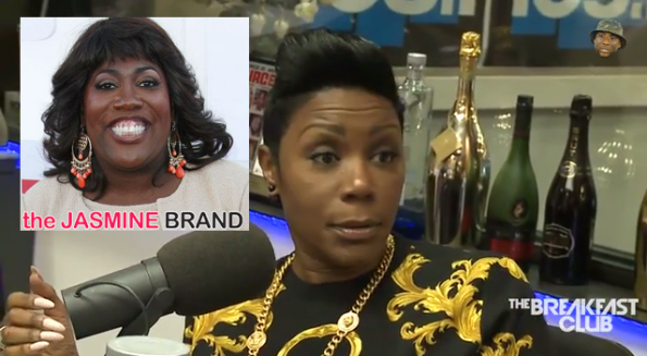 Comedian Sommore-Addresses Sheryl Underwood Beef-the jasmine brand
