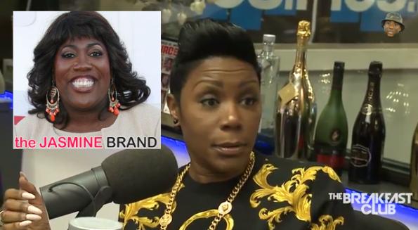 Comedian Sommore-Addresses Sheryl Underwood Beef-the jasmine brand