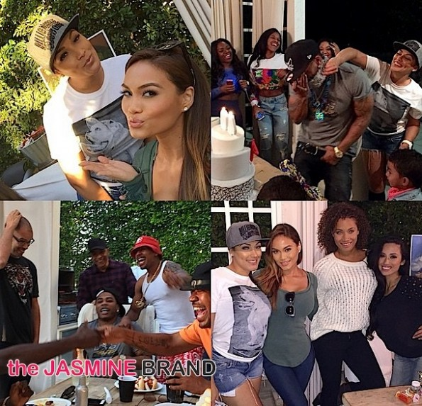 Daphne Joy-Shantel Jackson-Nelly 40th Birthday Party-the jasmine brand