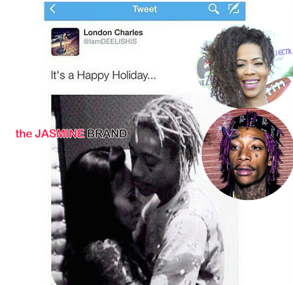 Is Wiz Khalifa Dating Ex Reality Star Deelishis? See the Photos!