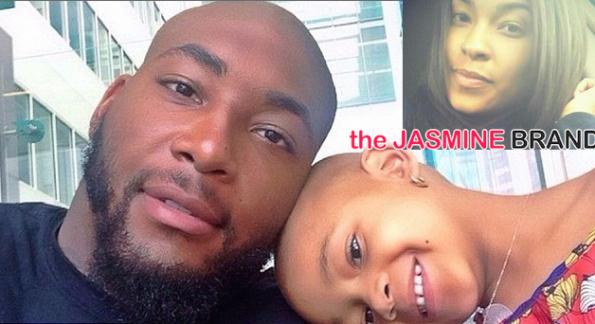 Devon Still-Baby Mama-Says He NFLer Has Not Paid Child Support-the jasmine brand