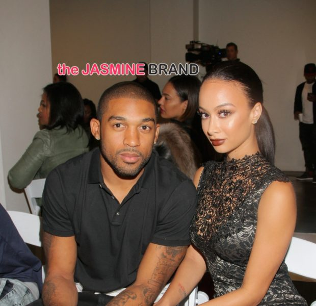 Draya Michele Presents 'Fine Ass Girls' Clothing Line + Boyfriend Orlando Scandrick, Malaysia Pargo Attend [Photos]
